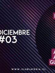~ Cartelera Semanal Club La Feria ~ House Trends: Ferrada, Ruiz B2B Baken, Chiang B2B Doberti, FRANCISCO ALLENDES, León, Allendes, Butano