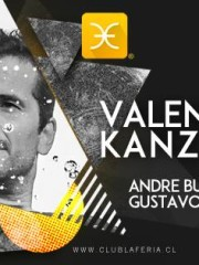 Valentino Kanzyani @ Club La Feria ~ Jueves 7 de Enero