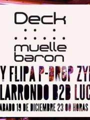 Sunset Deck @ Muelle Barón