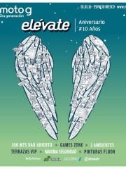 Elévate celebra 10 años @ Año Nuevo 2016