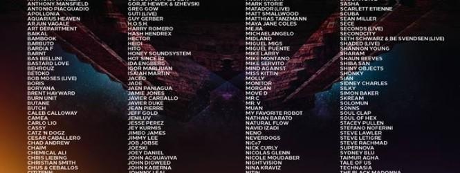 El BPM Festival anunció su line-up final