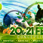 HYBRID FEST @ Open Air Rave ✬ 2 Stages + Chill Out!
