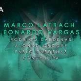 Milenrama: Music, Nature & Art ··· Marco Latrach · Leonardo Vargas ···