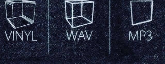 ¿Cuál es la diferencia entre los formatos WAV, MP3 y FLAC?