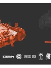 Ufo Group presenta: David Meiser / Synewave, Nachtstrom Schallplatten