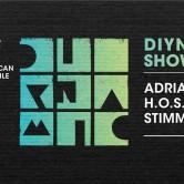 Diynamic Showcase Santiago de Chile w/ Adriatique, HOSH, Stimming