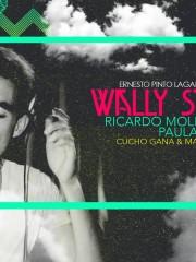 Undernotes & Velvet Presentan Wally Stryk / Paula Wapsas B2b Ricardo Molinari @Microclub
