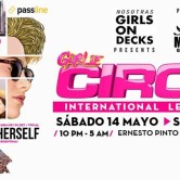 Girlie Circuit Festival (Pre Party Chile) by Matinée