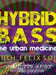 HYBRID BASS! The Urban Medicine