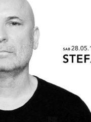 Stefano Noferini en Club La Feria ~ Sábado 28 de Mayo