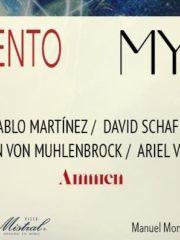 Lanzamiento MYSTIC / Miércoles 04 Mayo / Ammen