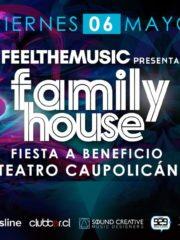 Feel The Music Presenta Family House <3 !