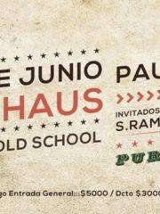 CASA DEL HAUS / Noche Inaugural