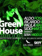 GreenHouse @ MicroClub Scl