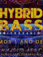 Hybrid Bass! ✫☠✫☠✫ Edición Especial Aniversario!
