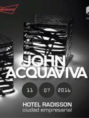 Pandöra presenta : John Acquaviva