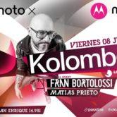 Motorola Moto X presenta: Kolombo