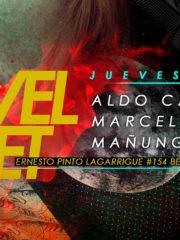 Velvet :: AldoCadiz MarceloMedel Mañungo :: Jue 23 Junio
