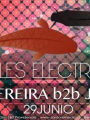 Joaquin Pereira b2b Justin Page (The Chronik) / Miercoles Electronicos en Santo Remedio