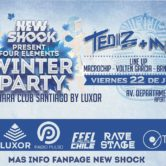 New Shock Present Winter Party