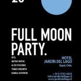 Full Moon Party @ Rapel