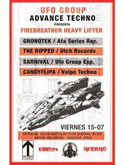 Ufo Group Advance Techno Presenta: Firebreather Heavy Lifter