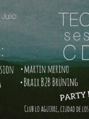 Techno Session / CDLV