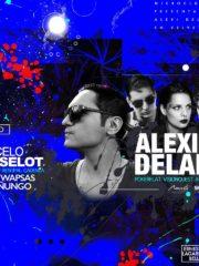 Miercoles 31 Agosto Velvet Presenta: Alexi Delano / Marcelo Rosselot / Paula Wapsas / Mañungo