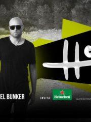 Lenovo VIBES presenta: ♫ HOSH ♫ Jueves 08 de Septiembre / El Bunker – 21:00
