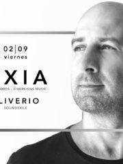 Budweiser & La Feria presentan: Oxia – Viernes 2 de Septiembre