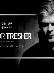Budweiser & La Feria presentan: Gregor Tresher – Jueves 8 de Septiembre