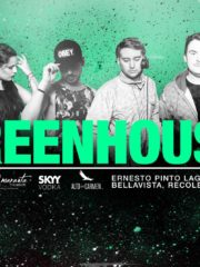Sábado 17 Greenhouse Microclub Ernesto Pinto Lagarrigue 154