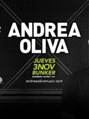 Andrea Oliva · #Panorama03 · Bunker · 3/Nov