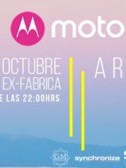 """""""Moto X Presenta"""" – *Argenis Brito – Ex Fabrica"""