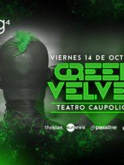 MOTO G4 presenta ♫ Green Velvet ♫ 14/10/2016 – Teatro Caupolican