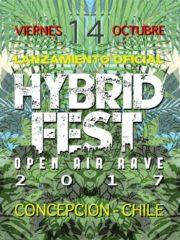 Fiesta de Lanzamiento ✬✬ Hybrid Fest 2017!
