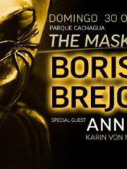 Cerveza Miller presenta: ♫ Boris Brejcha ♫ 30 OCT – P. Cachagua