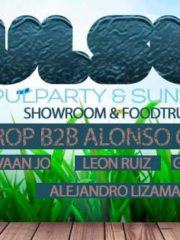 Pulsun:::Pulparty & Sunset ::Sunshine::Domingo 16 oct/12:00 a 22