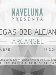 Club Naveluna Presenta Venegas B2B Vivanco Extended + Arcangel