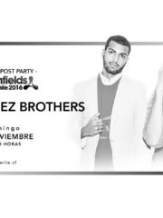 Creamfields Official Post Party: The Martinez Brothers – LaFeria