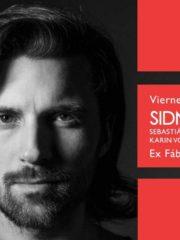 Healing Soul presenta: Sidney Charles en Chile / Viernes 11 de Noviembre