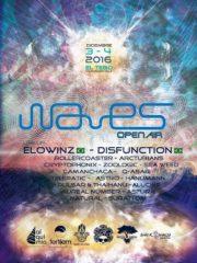 Waves: OPEN AIR 3 y 4 De Diciembre
