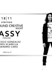 La Feria presenta: Sound Creative Night #8 – Cassy – 18.11