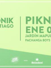 Piknic Électronik #3 · Pachanga Boys · Benoit & Sergio