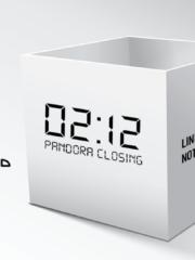 Pandöra Closing 2017 @ Line Up Secreto