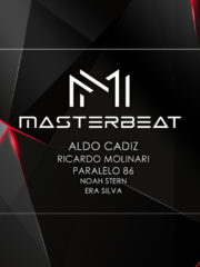 I Love Techno presenta MasterBeat ♫ Cadiz/Molinari/Paralelo86 ♫
