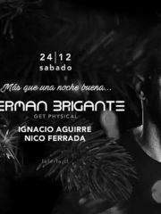 La Feria presenta: Germán Brigante – Sábado 24 de Diciembre – Navidad