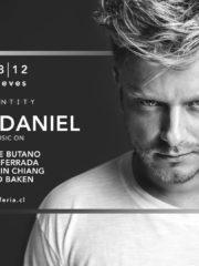 La Feria & Identity presentan: Joey Daniel – Jueves 8 de Dic.