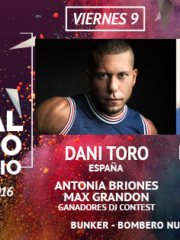 Festival 2º Aniversario Taurus ★ Isaac Escalante & Dani Toro