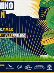 ★ ONE Sundays Park★ Jueves 8 diciembre ★ Parque CasaPiedra ★